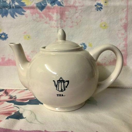 Rae Dunn Icon Teapot