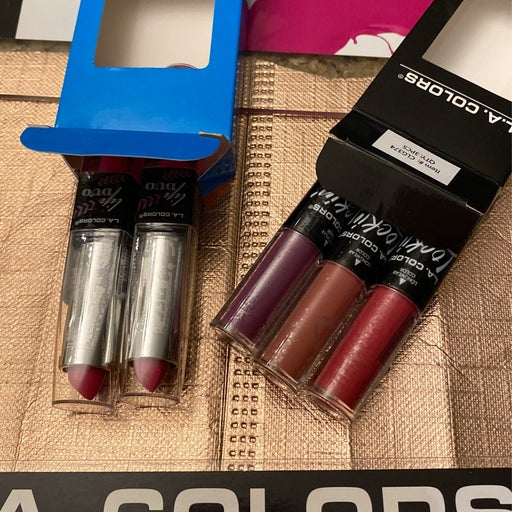 Gorgeous Lipgloss Packages