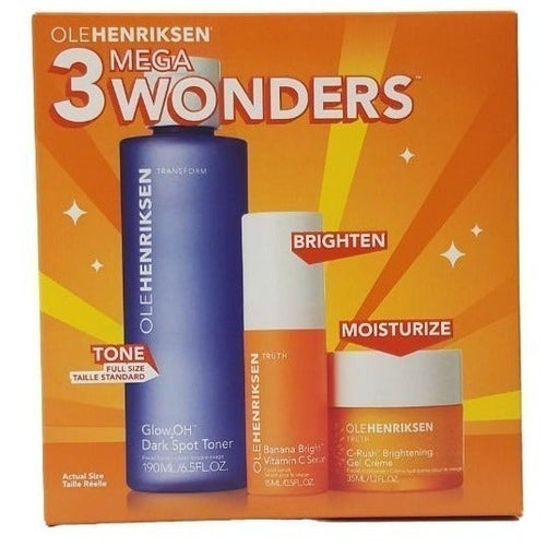 Ole Henriksen 3 Mega Wonders