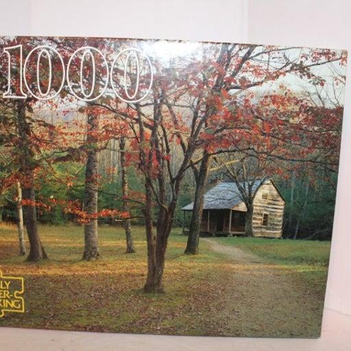 Guild Puzzle - Carter Shield's Cabin TN