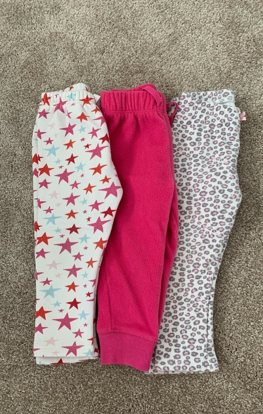 Gap & Gymboree Fleece Pants