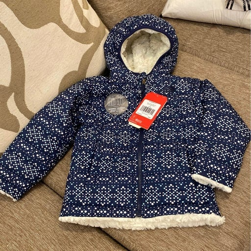 The North Face Toddler Reversible Coat NWT