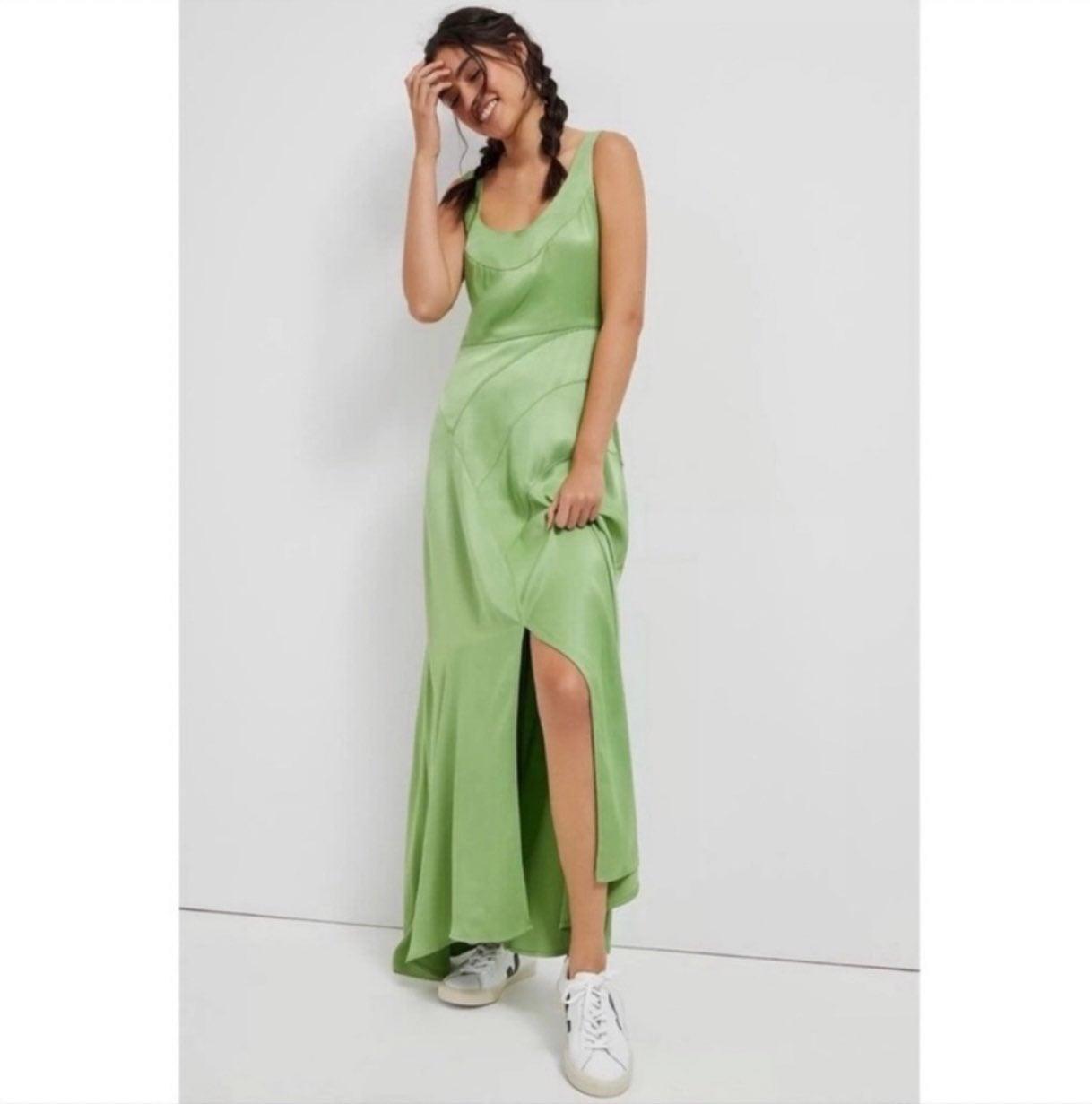 Details about  /NWT ANTHROPOLOGIE VANESSA HALTER MAXI DRESS by RAGA M