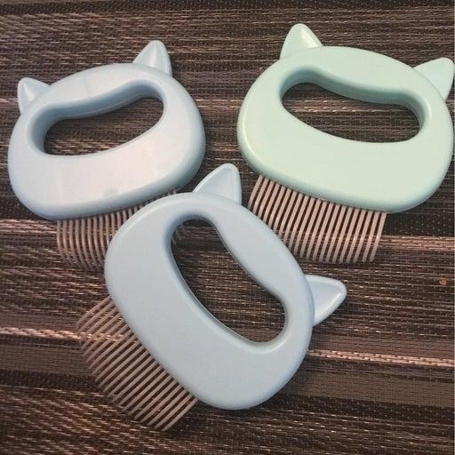 PET 3 Cat/Dog Grooming Comb Shell Massage Combs
