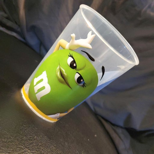 Collectible M&Ms Cup