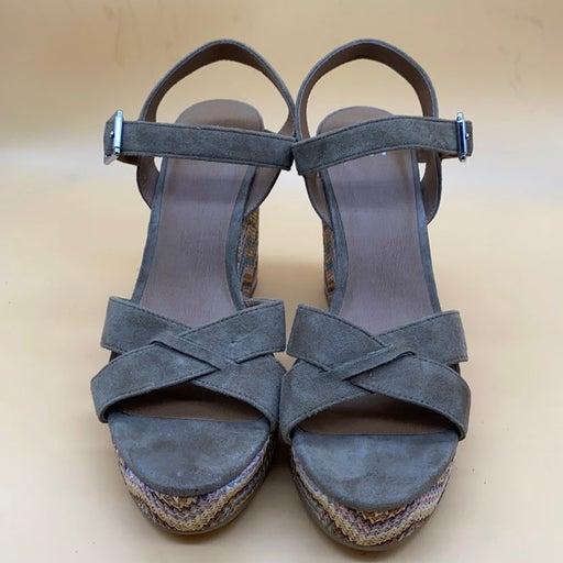 Bp. Womens Platform Wedge Sandals, Sz 7.5
