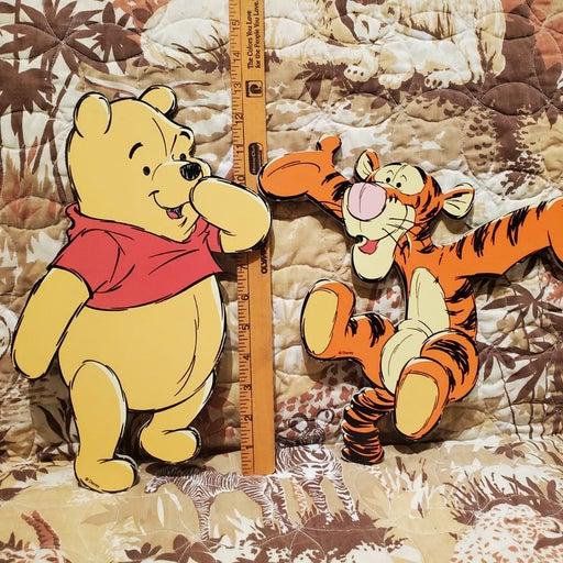 Winnie the Pooh Nursery Wall Art Vintage