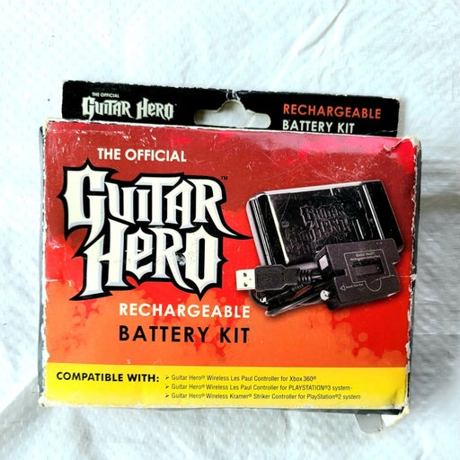 The Official Guitar Hero Rechargeable Ba