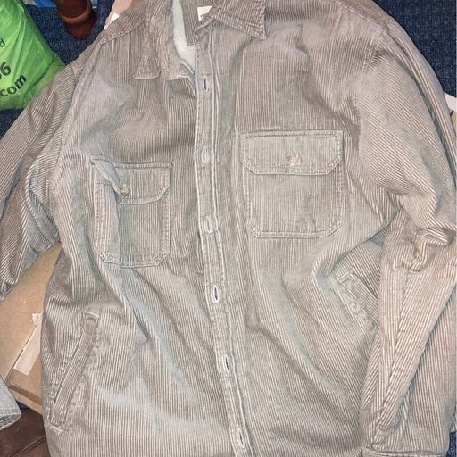 High Sierra corduroy jacket
