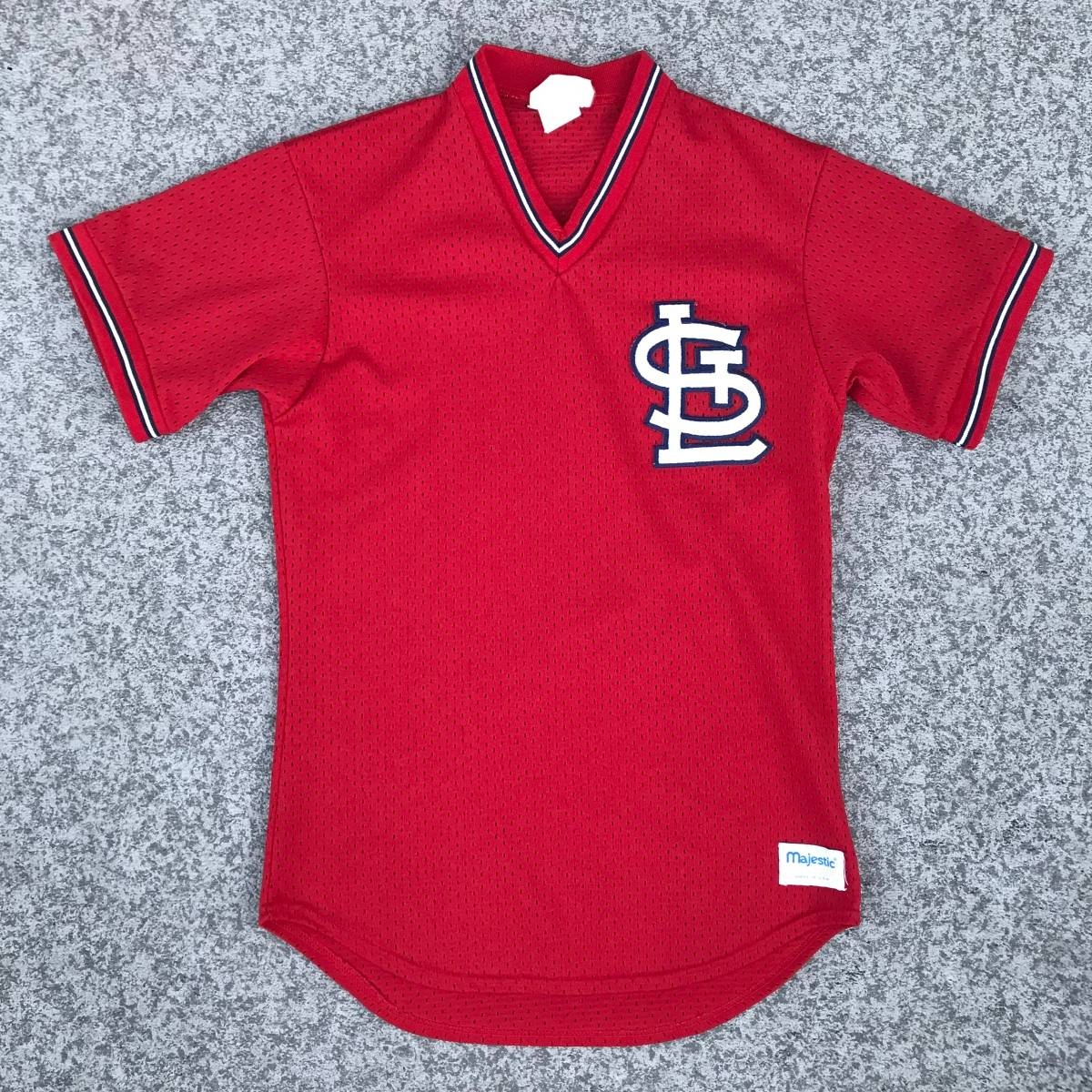 Majestic 80's St. Louis Cardinals Jersey