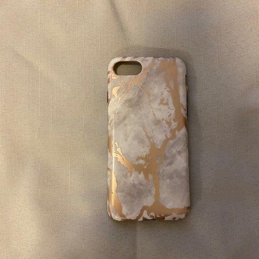 Velvet Caviar Rose Gold Marble iPhone 6/
