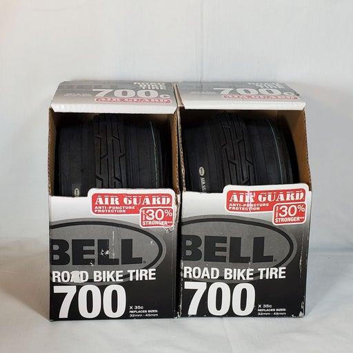 Bell Road bike tire 700 air guard (2)