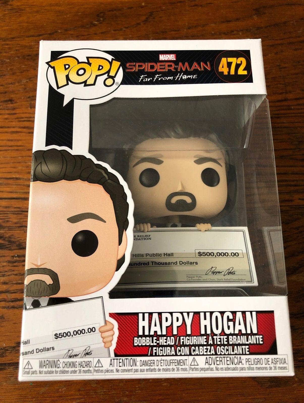 Funko Happy Hogan Statues & Bobbleheads | Mercari