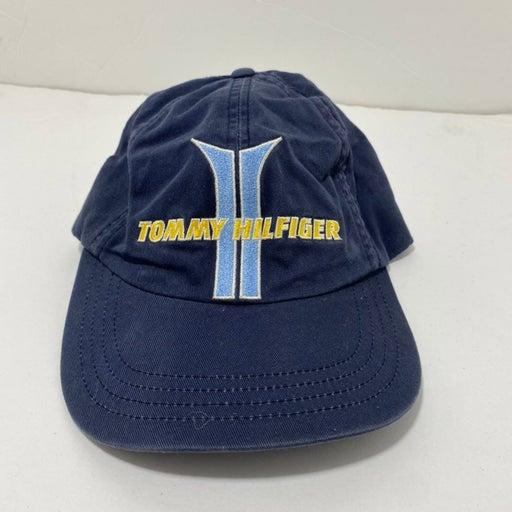 intage Tommy Hilfiger Hat Men's Adjustable Baseball Cap