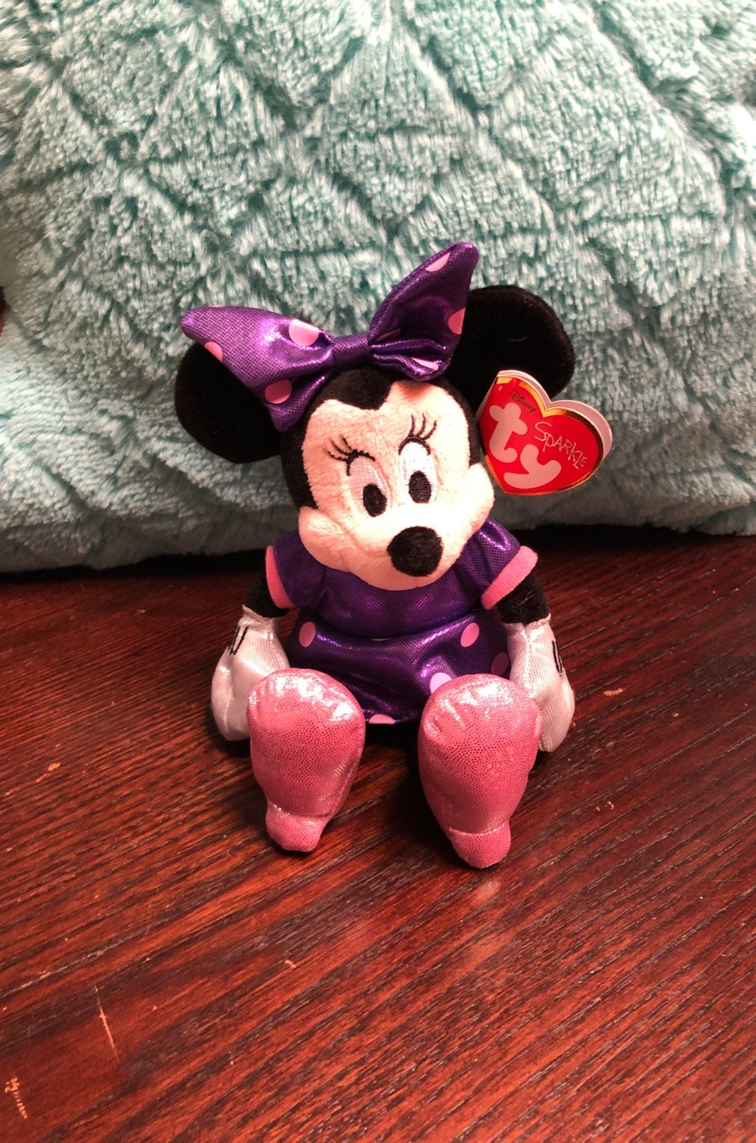 Ty Minnie Mouse