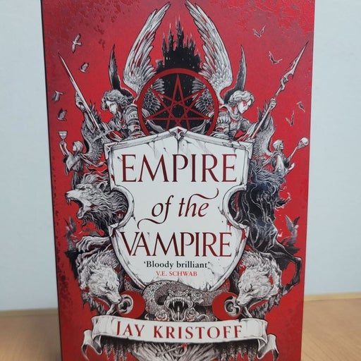 Empire of the Vampire Exclusive Blood Re