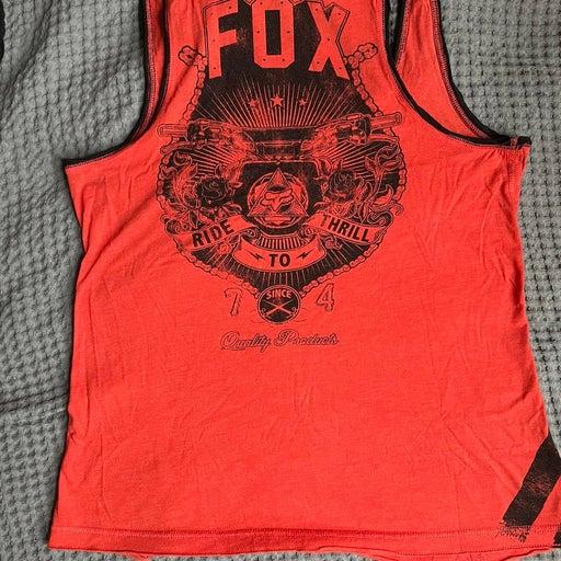 FOX RACING tank
