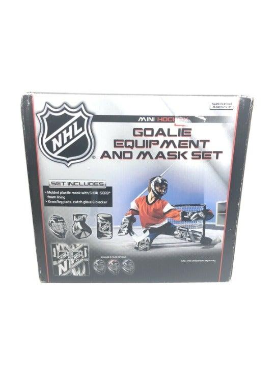 Franklin Sports NHL Mini Hockey Youth Go