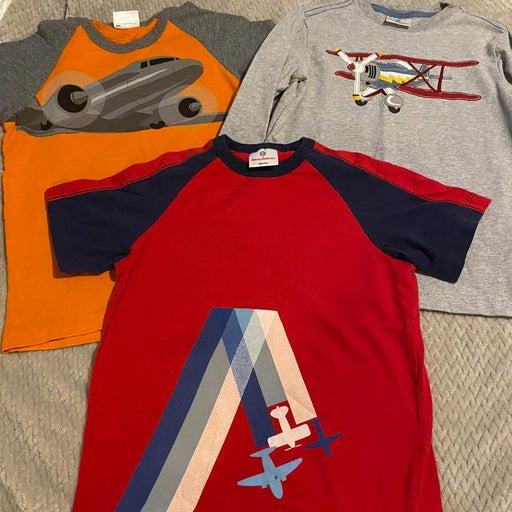 Boys hanna andersson shirts