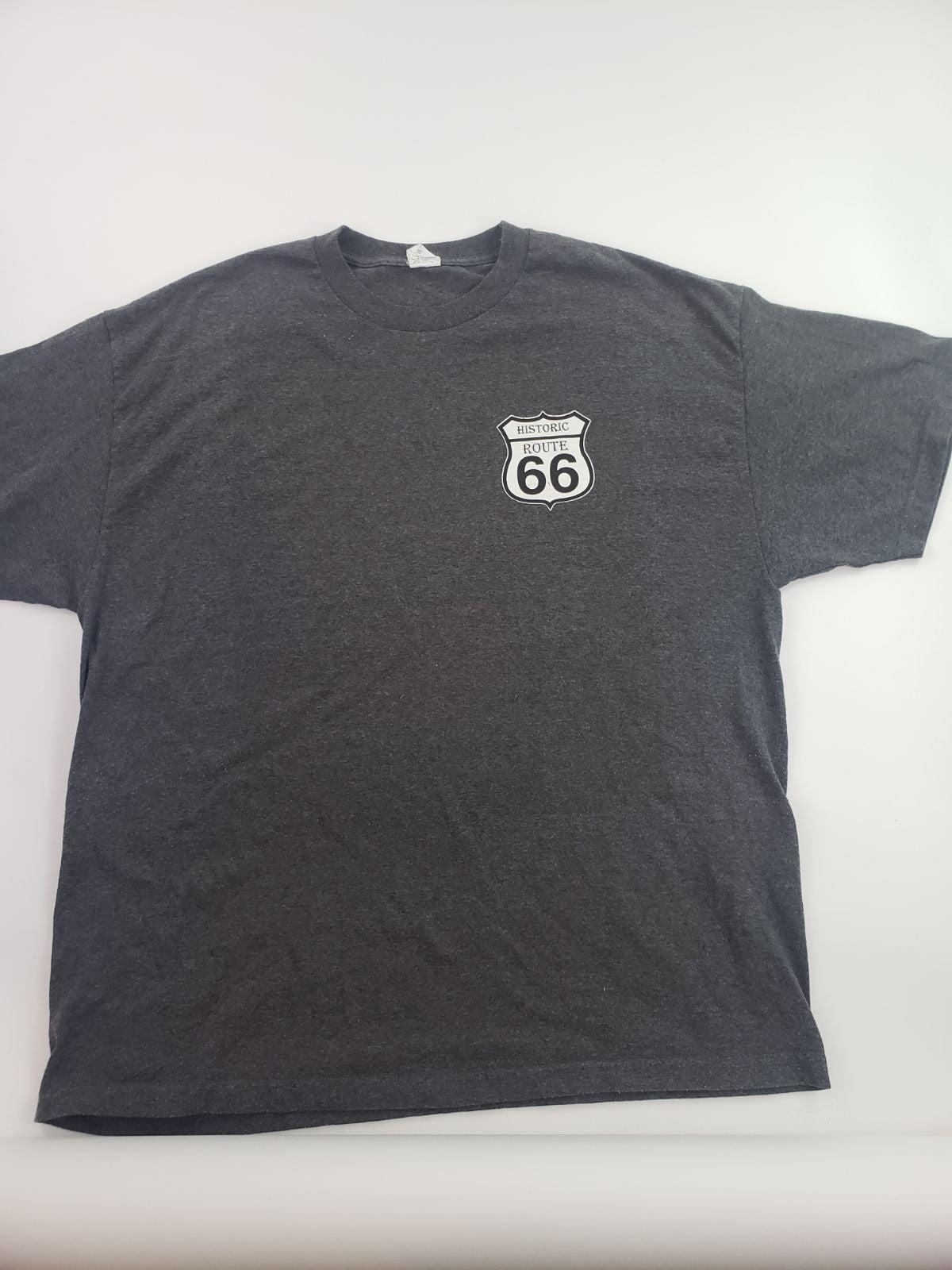 Route 66 Mens Grey Shirt 2XL