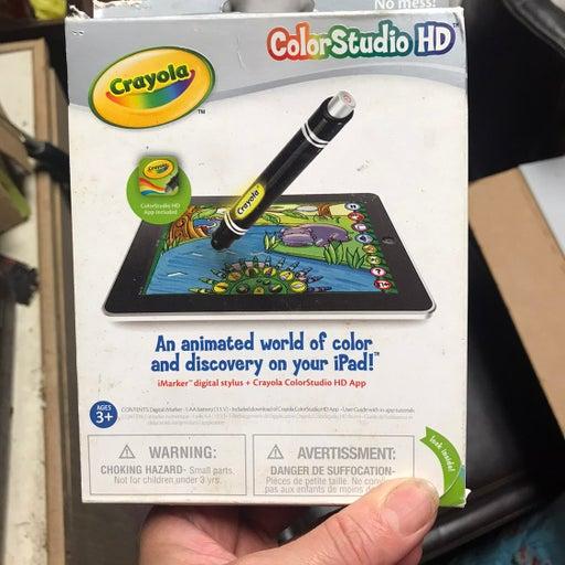 Crayola color studio hd pen