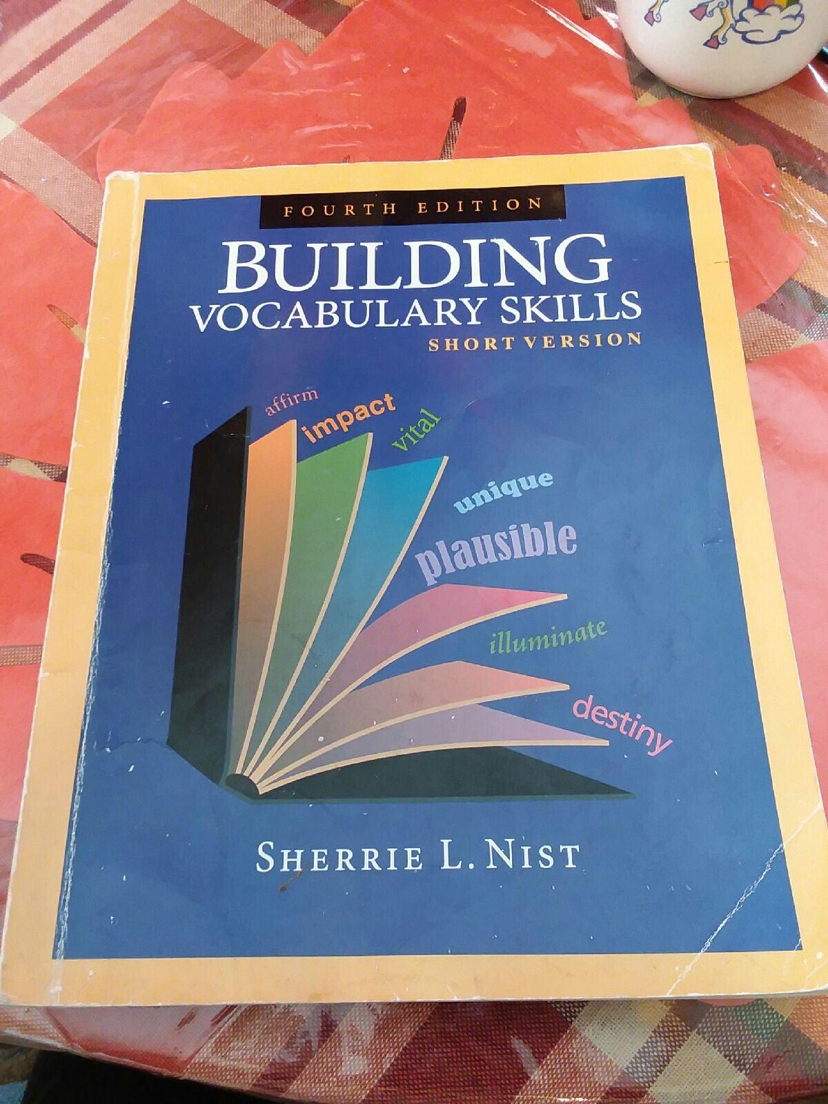 building vocabulary short version 4th ed