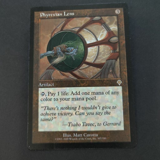 Magic: The Gathering Phyrexian Lens
