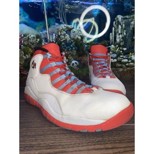12.5 Nike Air Jordan X 10 Retro CHICAGO