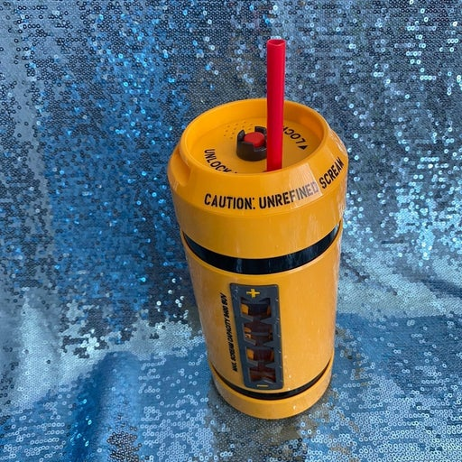 Monsters, inc. Canister Replica Tumbler