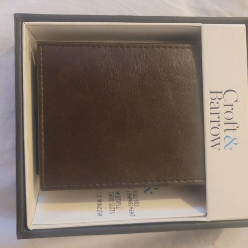 Croft & barrow men's wallet