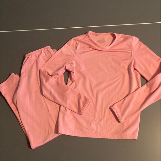 Cuddl Duds base layer shirt pants M 10 1