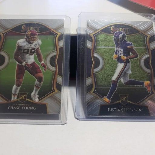 2 card select lot