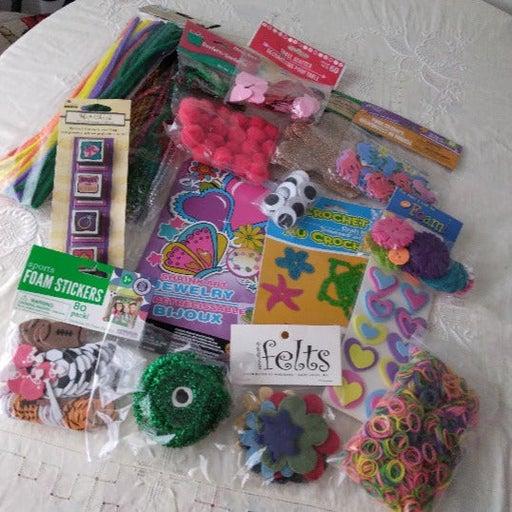 Craft kit & Items