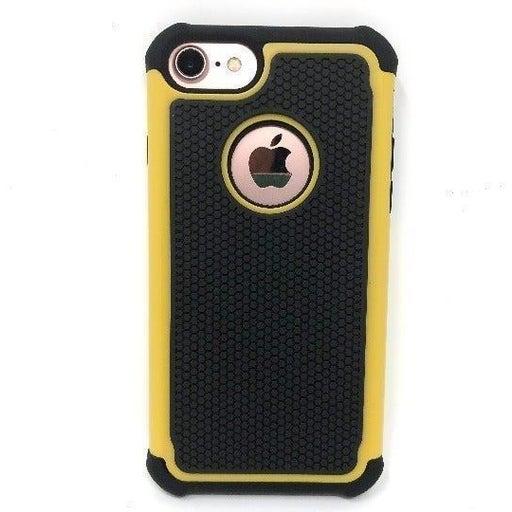 NEW iPhone 7/8 Yellow Hybrid Case