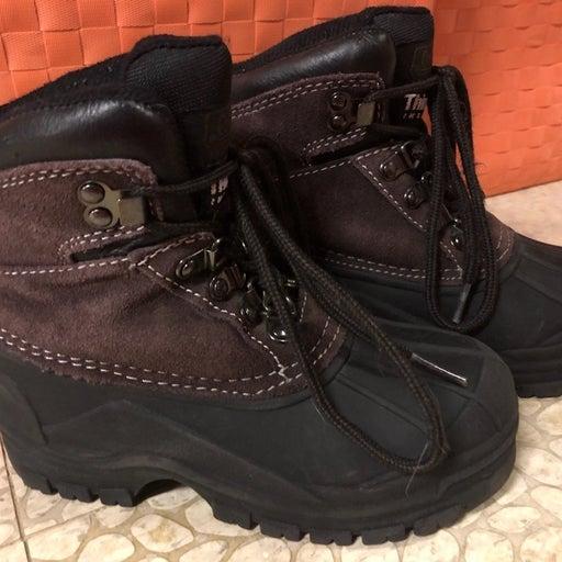 COLEMAN Kids' Glacier Pac Boots