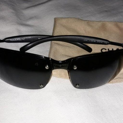 Chanel Frameless Sunglasses