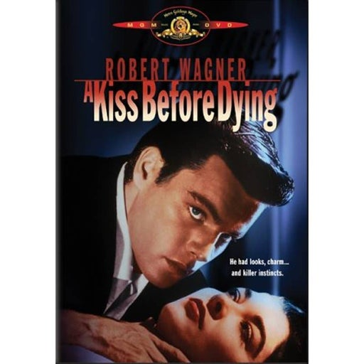 1955 Kiss Before Dying DVD Robert Wagner