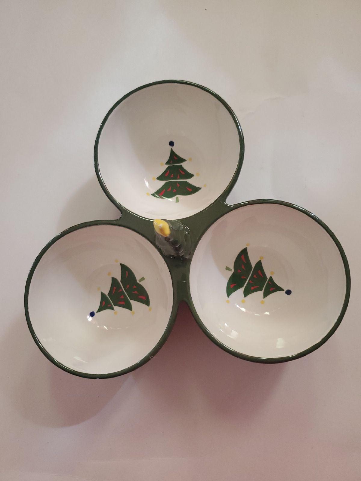Gorham Christmas splendor.