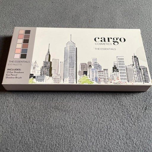Cargo eye shadow palette