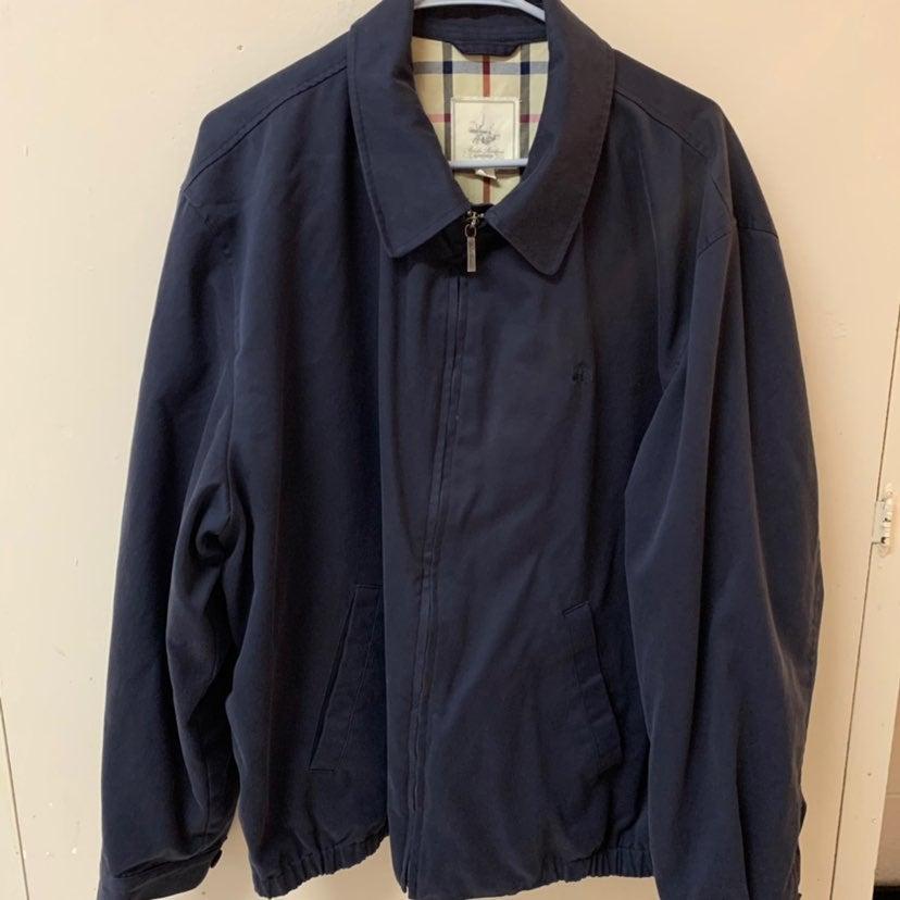 Brooks Brothers Mens Jacket Blue