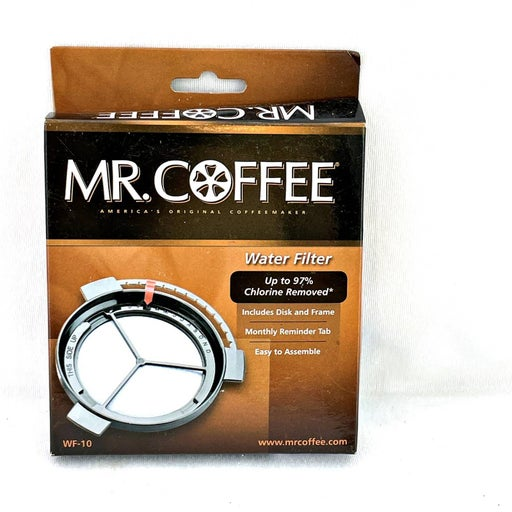 Mr. Coffee Water Filter with Frame Replacement WF10