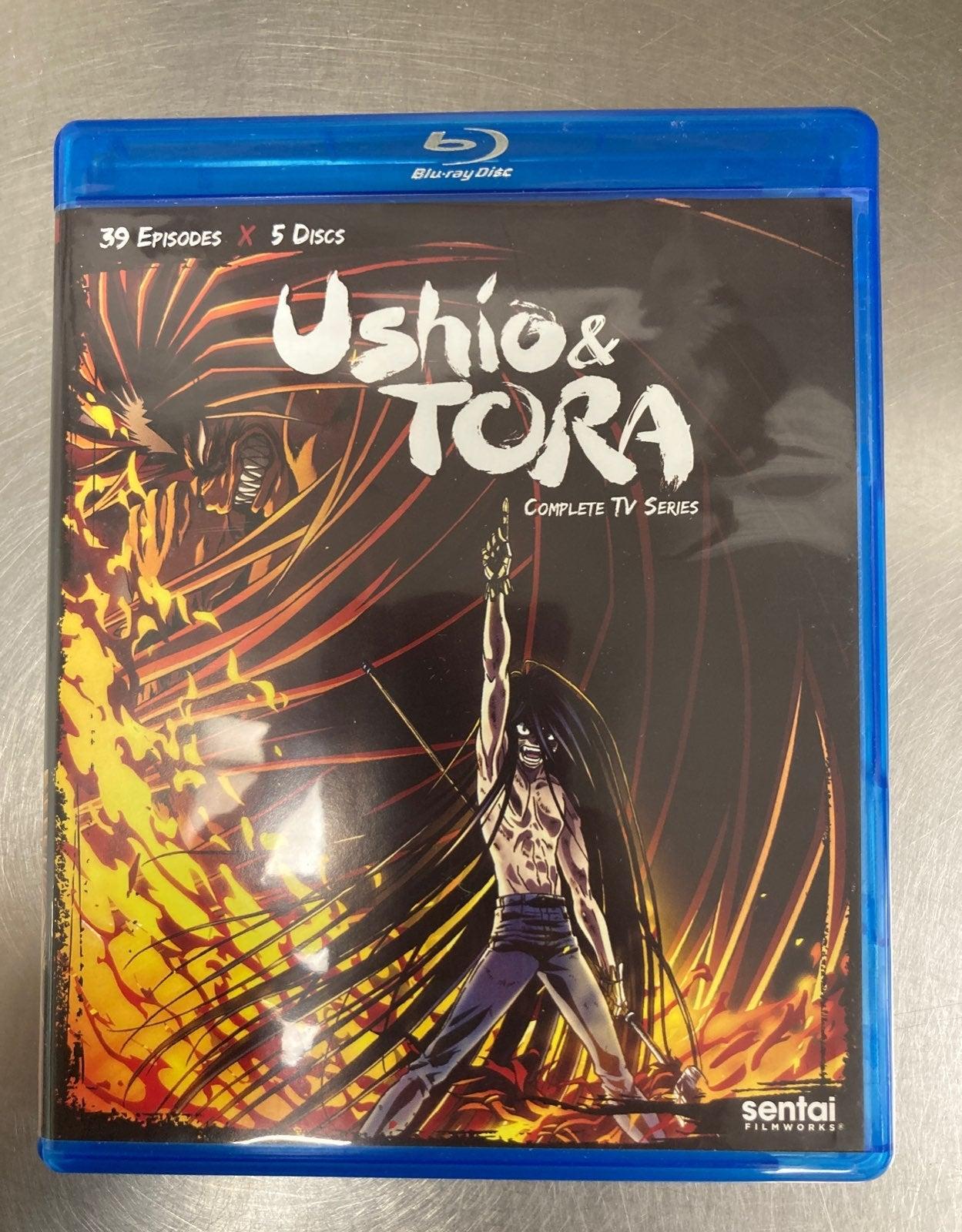 Ushio & Tora Blu Ray Complete TV Series