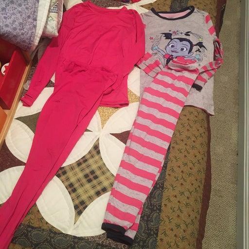 Size Small baselayer or pajamas