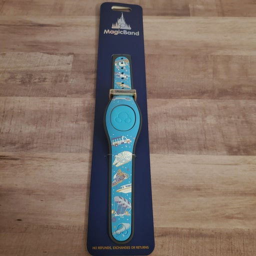 WDW 50th Anniversary Parks MagicBand