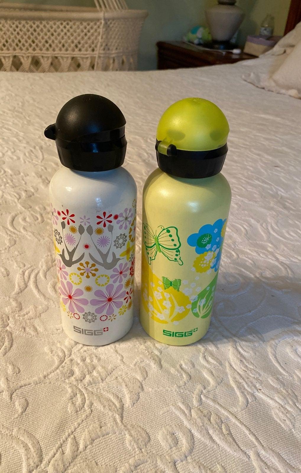 2 Sigg Switzerland Ltd. Water Bottles