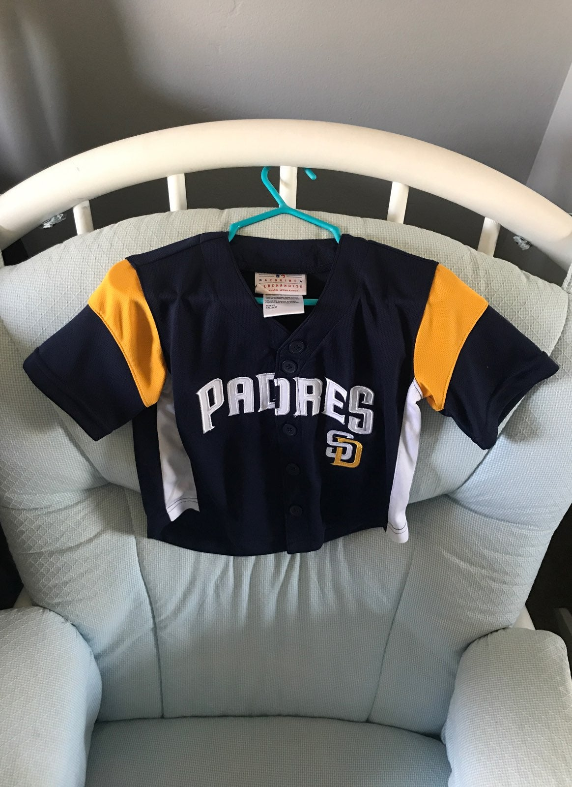 NWOT Padres Jersey