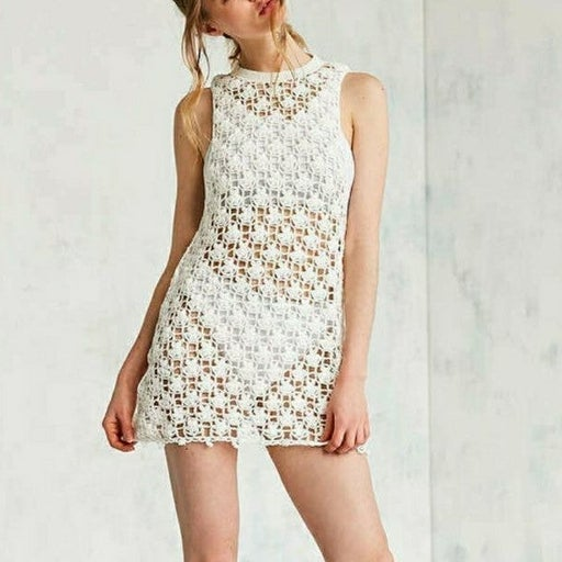 Urban Outfitters swimsuit cover dress (X