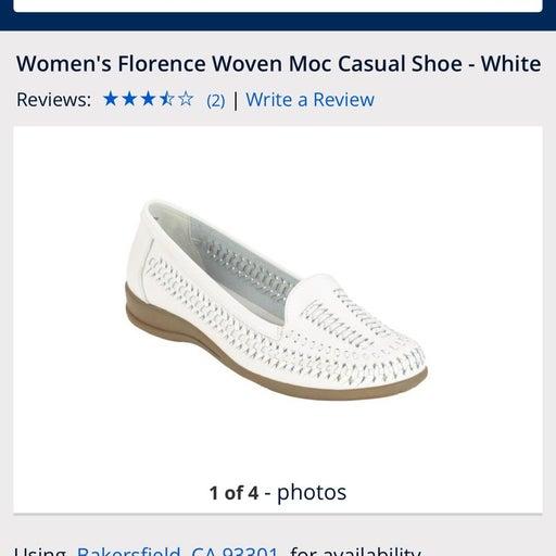 NWOT Covington Florence Women Loafer