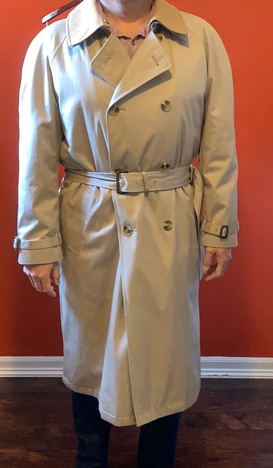 Jos. A. Bank Trench Coat