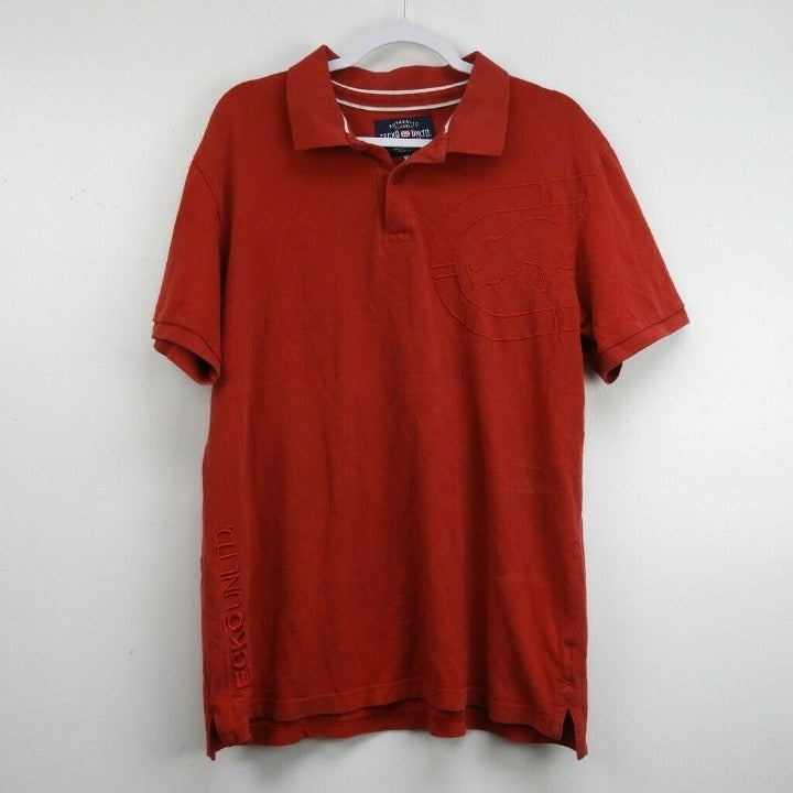 Authentic Classic Ecko Unltd Polo Shirt